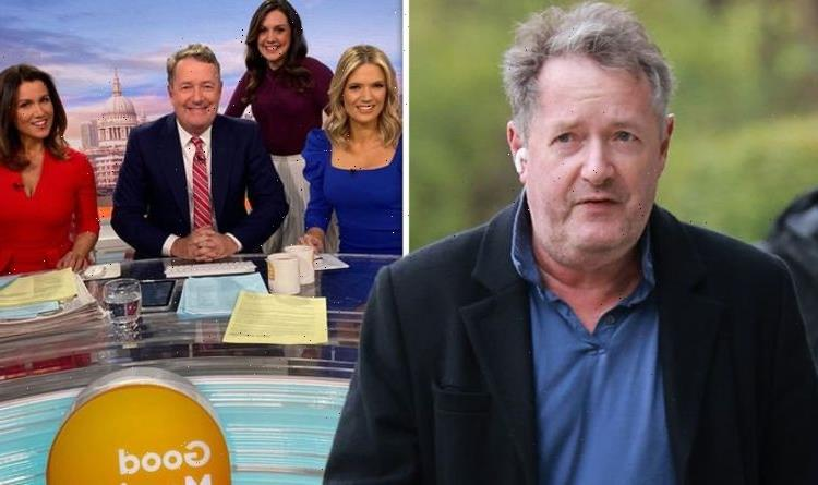 Piers Morgan ready to 'appease woke brigade' by identifying as a woman to get GMB job back