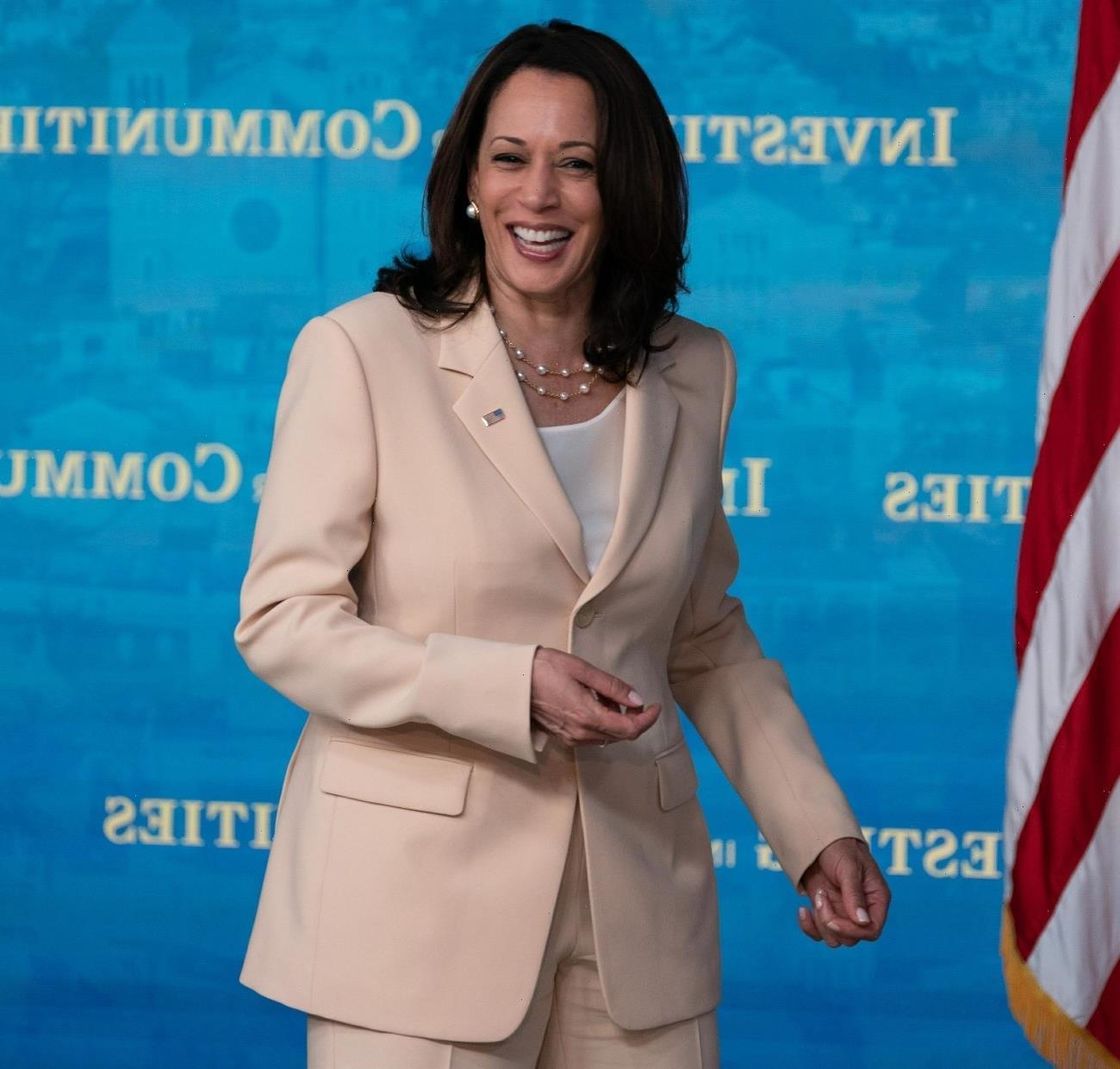 Potluck diplomacy: VP Kamala Harris hosts dinner for 24 female senators