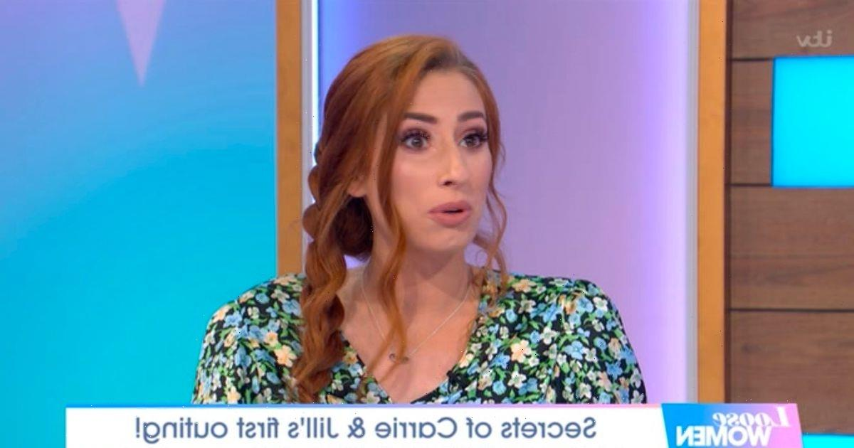 Pregnant Stacey Solomon says world is obsessed with high profile women clashing