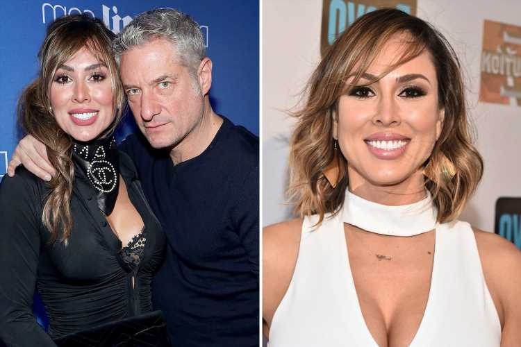 RHOC's fired Kelly Dodd and husband Rick Leventhal 'have never been happier' despite Bravo show and FOX exits