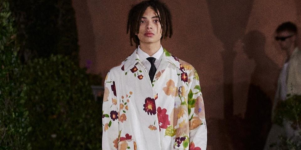 RHUDE's SS22 Collection Dreams of Post-Pandemic Life in Monaco
