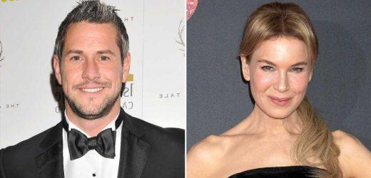 Renee Zellweger Is Dating Ant Anstead After His Christina Haack Divorce