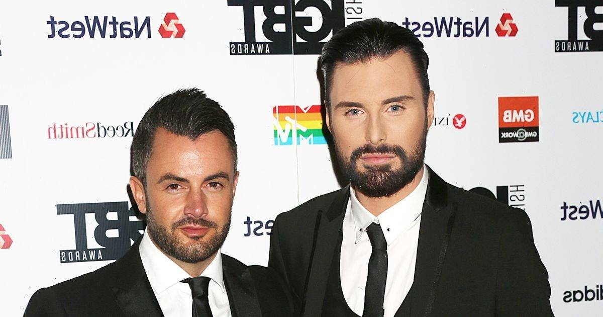 Rylan Clark's 'desire to have kids' led to split as 'husband wanted TV career'