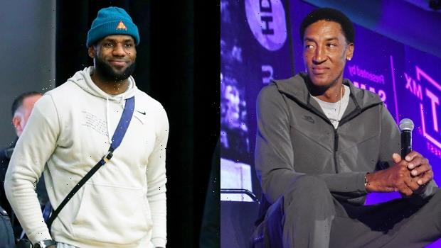 Scottie Pippen Faces Backlash For Saying LeBron James Won NBA Championship 'Without Any Help'