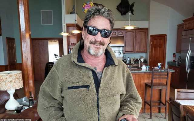 Software Mogul John McAfee's Lawyer Blames His Death of Possible Suicide on 'Cruel' Jail System