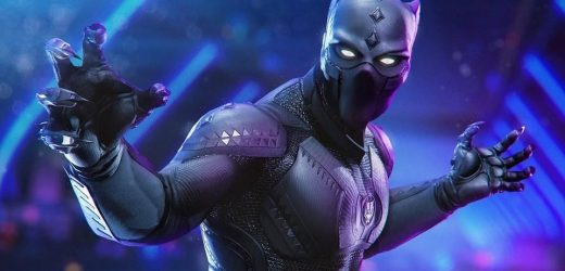 Square Enix Offers First Look at Black Panther Expansion for 'Marvel's Avengers'