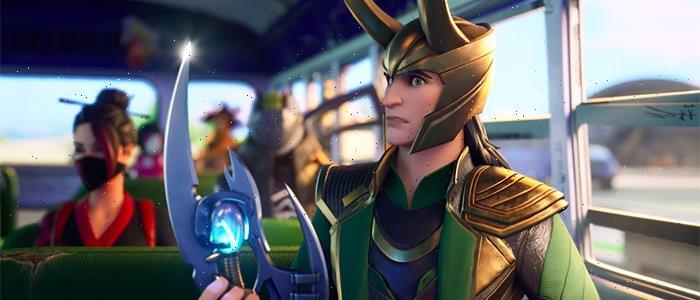 Superhero Bits: Loki is Coming to 'Fortnite,' Dougray Scott is Not Returning for 'Batwoman' Season 3 & More