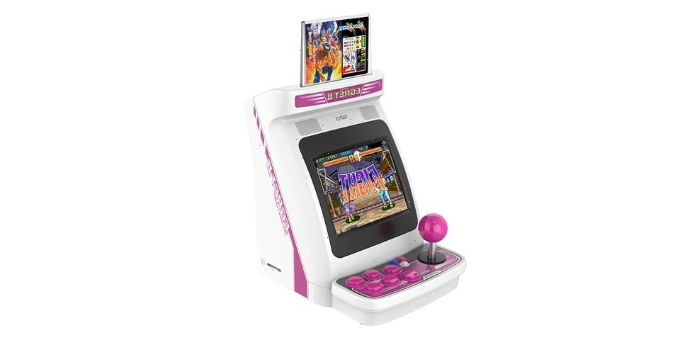 Taito Is Launching a New Mini Arcade Cabinet Equipped With 40 Retro Games