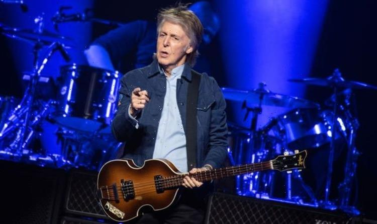The Beatles: Paul McCartney ends every gig with the same backstage ritual