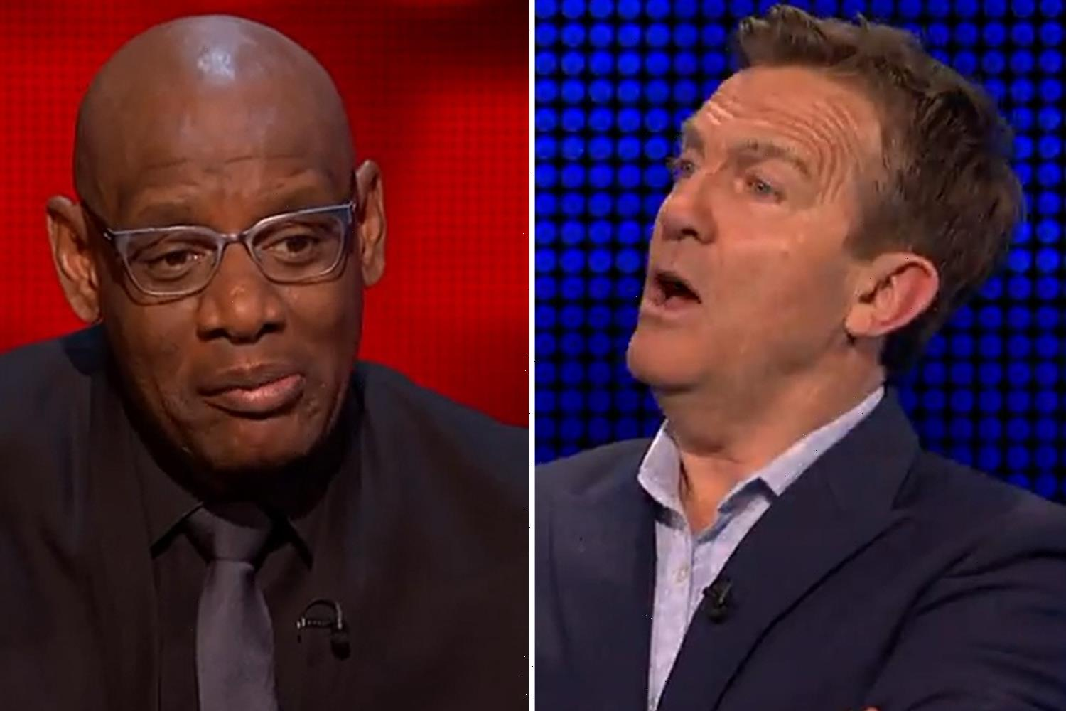 The Chase's Bradley Walsh stunned as Shaun Wallace reveals secret past as film actor