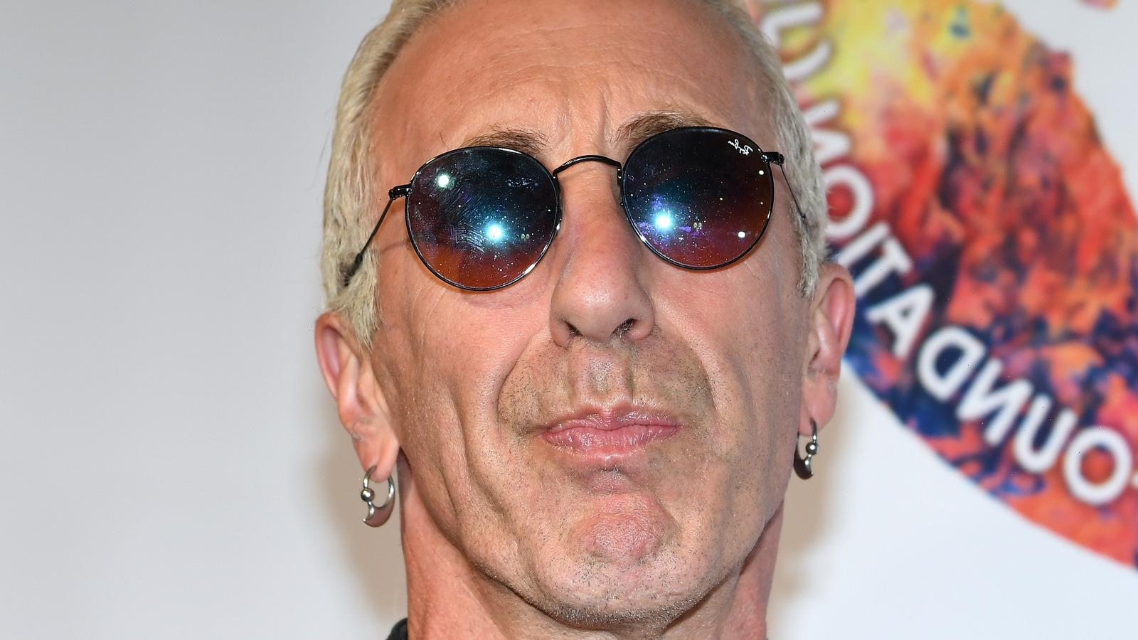 The Truth About Twisted Sister Frontman Dee Snider's Relationship With His Kids