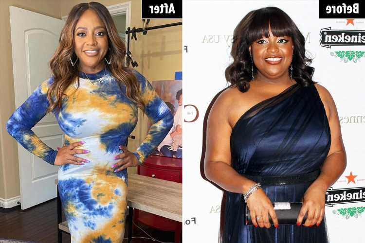 The View's Sherri Shepherd looks unrecognizable as she shows off her fit figure in a tight dress after 50-lb weight loss