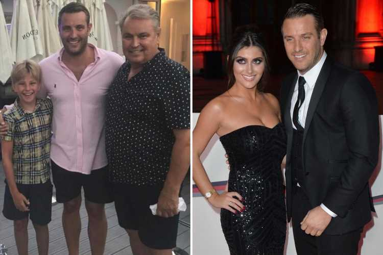 Towie's Elliott Wright expecting second baby with wife Sadie after dad Eddie's tragic death and restaurant fire