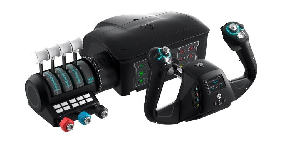 Turtle Beach's $350 USD VelocityOne Is the Only 'Flight Simulator' Controller You Need