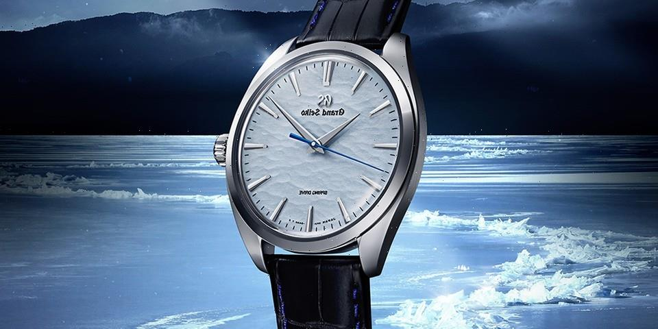 Up Close With Grand Seiko's New Omiwatari Spring Drive