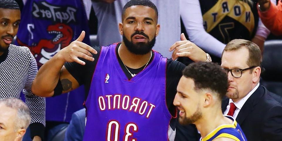 Watch Drake Troll Klay Thompson in Viral Boat Video Reenactment