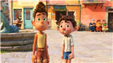 Watch an Exclusive Clip From Disney and Pixar's 'Luca'