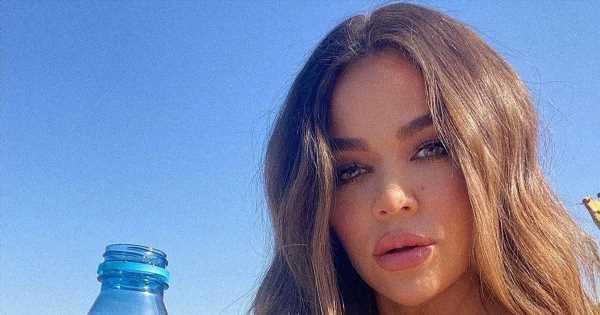 Water Drama! Khloe Kardashian Claps Back After Plastic Bottle Criticism