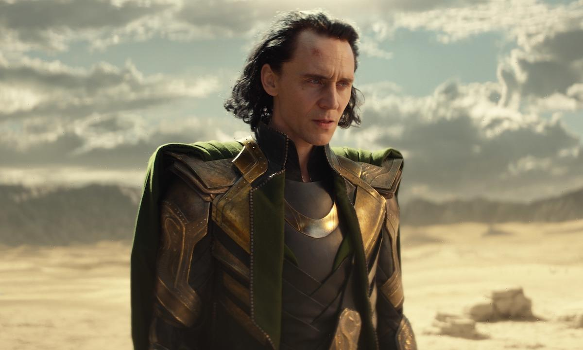 What Was That 'Loki' Plane Scene All About?