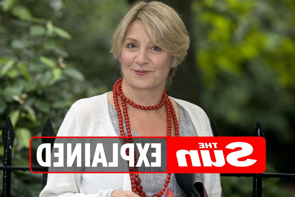 What did Victoria Wood die of? – The Sun