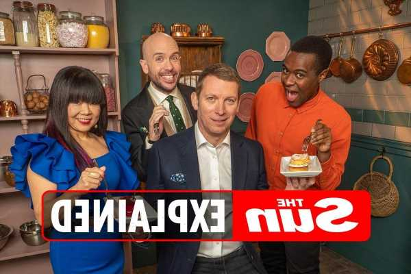 What time is Bake Off: The Professionals 2021 on Channel 4 tonight?
