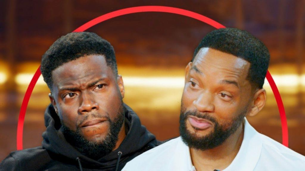 Will Smith and Kevin Hart Hit 'Red Table Talk' to Discuss Fatherhood, Parenting Fails