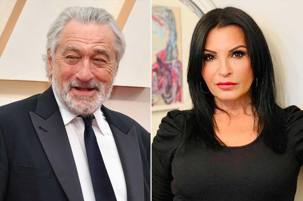 Sopranos actress Kathrine Narducci calls Robert De Niro an angel
