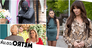 26 new Hollyoaks images reveal Cher exposed, deadly robbery and sex betrayal