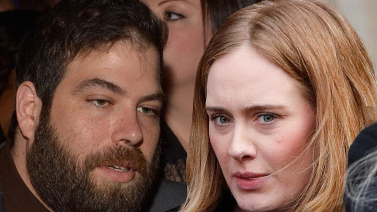 Adele Won't Pay Ex-Husband Spousal Support, Gets Joint Custody of Kid