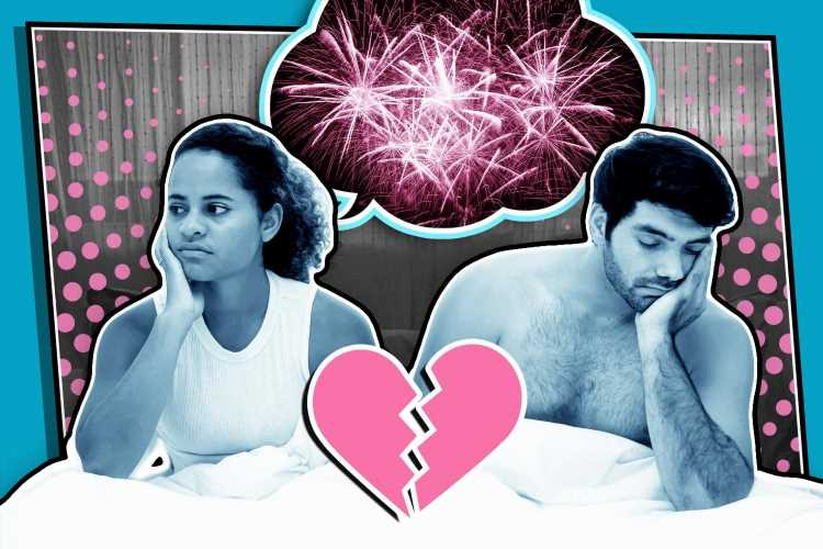 All my lovers have said I'm the best in bed – but I haven't orgasmed in 10 years