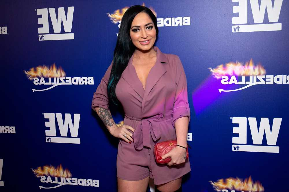 Angelina Pivarnick filed for divorce from Chris Larangeira in January