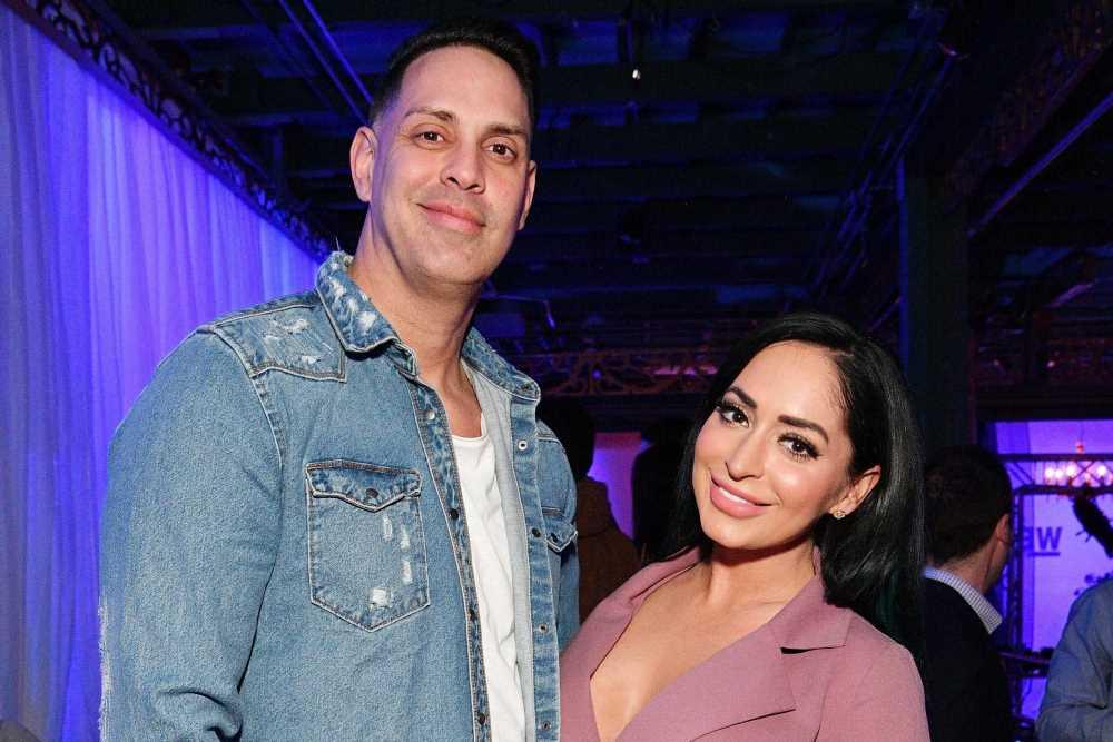 Angelina Pivarnick stood up for Chris Larangeira days before divorce news
