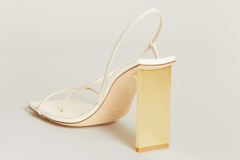 Arielle Baron, Daughter of Fabien, Launches Namesake Shoe Line