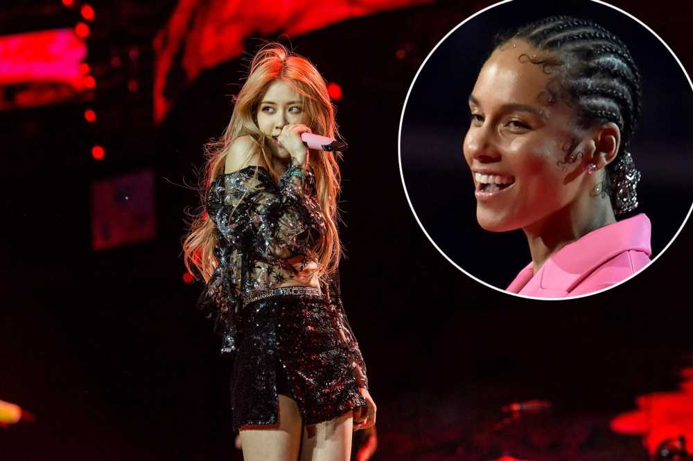 Blackpinks Rosé soars in cover of Alicia Keys If I Aint Got You