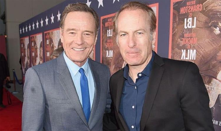 Breaking Bads Bryan Cranston pens message of support to Bob Odenkirk after collapse