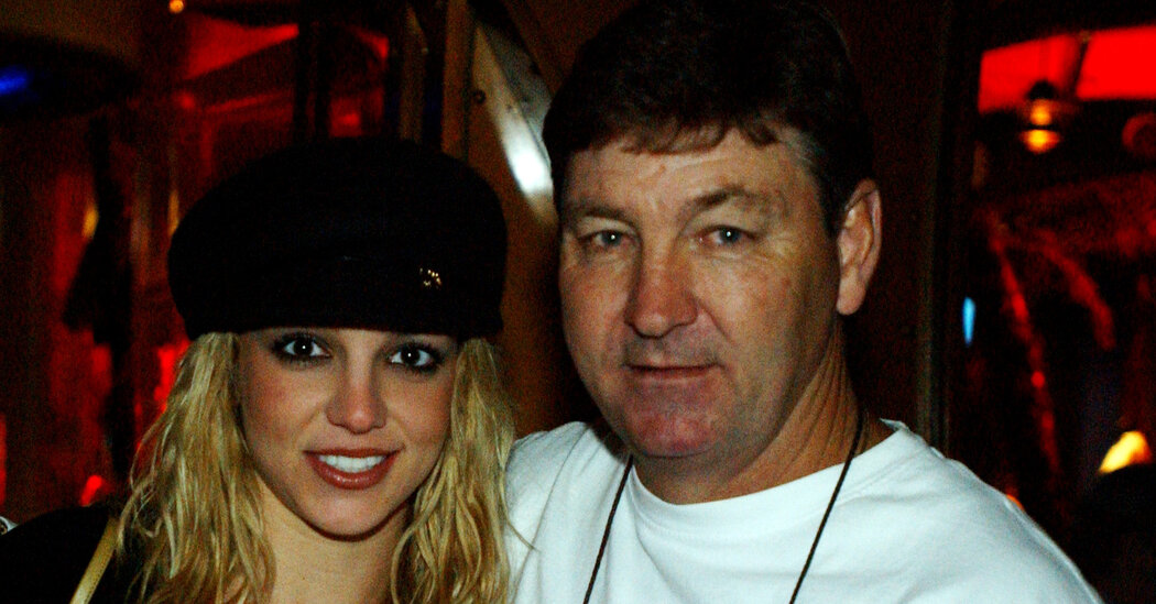 Britney Spears Files to Remove Her Father From Conservatorship