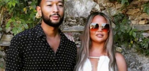 Chrissy Teigen and family escape to Italy after cyberbullying scandal