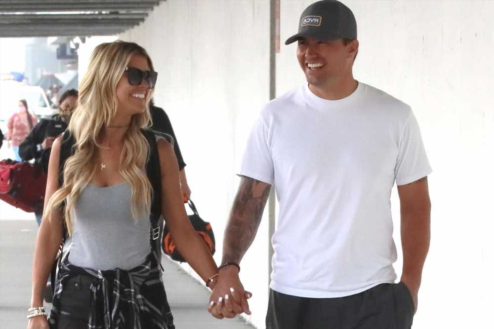Christina Haack spotted with new boyfriend as ex Ant Anstead moves on