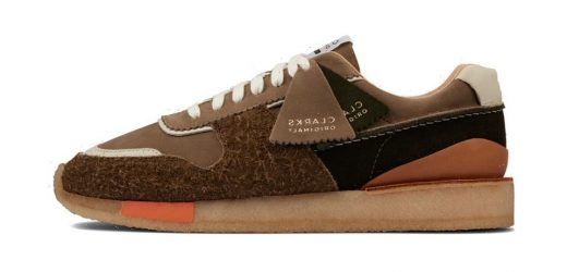 Clarks Originals Drops Two Autumnal Takes of Its Tor Run Sneaker
