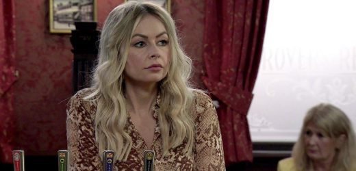 Corrie Laura Neelan star Kel Allen played Bethany Platts boss in same ITV soap