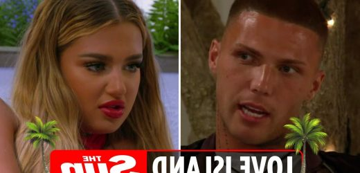 Danny Bibby 'gaslit' Lucinda in Love Island villa say charity as Women's Aid point out the signs