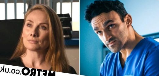 Davood Ghadami reveals what's next as Jac Naylor returns to Holby City