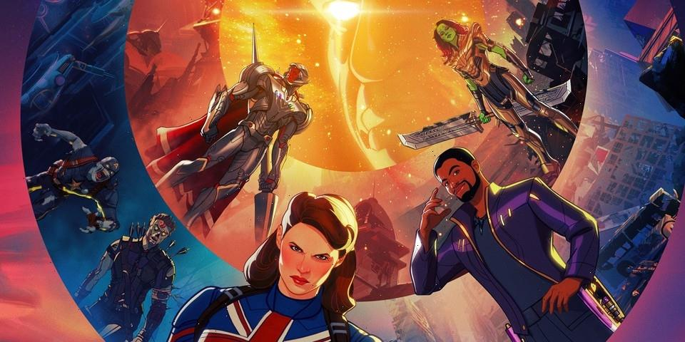 Disney+'s New 'What If…?' Series Transports Marvel Heroes Into The Multiverse
