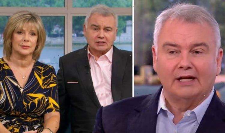 Eamonn Holmes: This Morning host details exhausting day following hectic work schedule