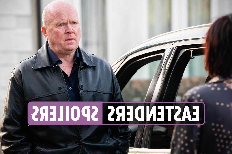 EastEnders spoilers: Phil Mitchell drops bombshell on son Raymond leaving Denise Fox furious