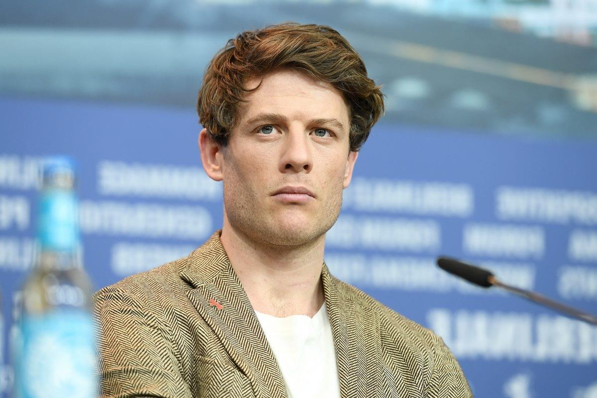 Ex-'Grantchester' Star James Norton Says His 'Headspace Is a 1950s Priest'