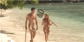 Exclusive: Get a First Look At Discovery+'s New Dating Show 'Naked and Afraid of Love'