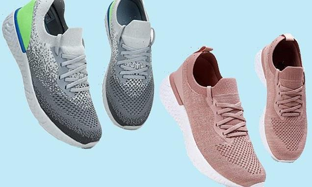 HKR lightweight trainers which are now less than £30 on Amazon