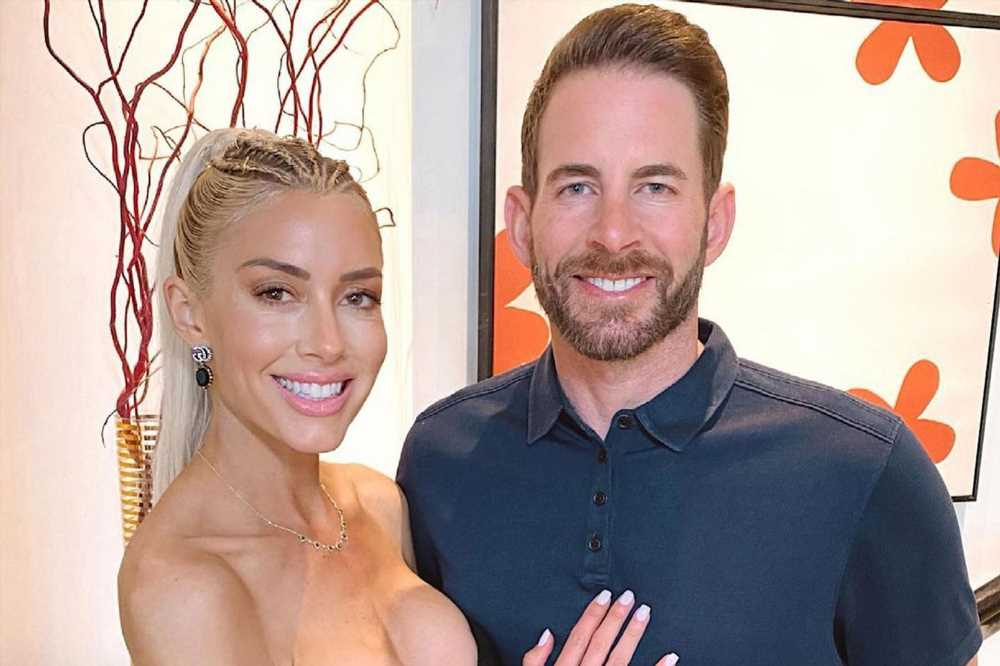 Heather Rae Young celebrates 1 year of being engaged to Tarek El Moussa