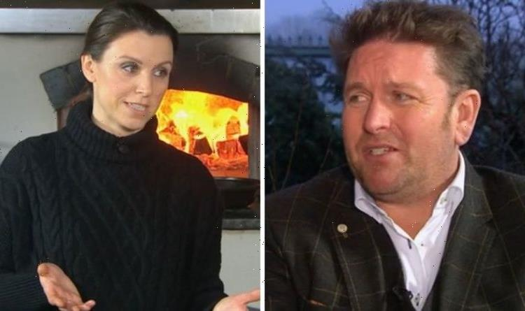 James Martin issues warning to former Gordon Ramsay chef over recipe 'Don't start